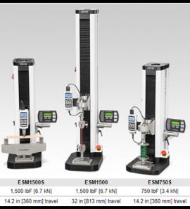 Máy đo lực căng/nén ESM1500/ESM1500S/ESM750S Mark 10