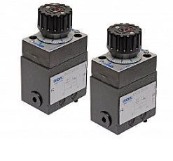 Van tiết lưu QC32, QC33, QCV32 Brevini -Control flow QC32, QC33, QCV32 Aron